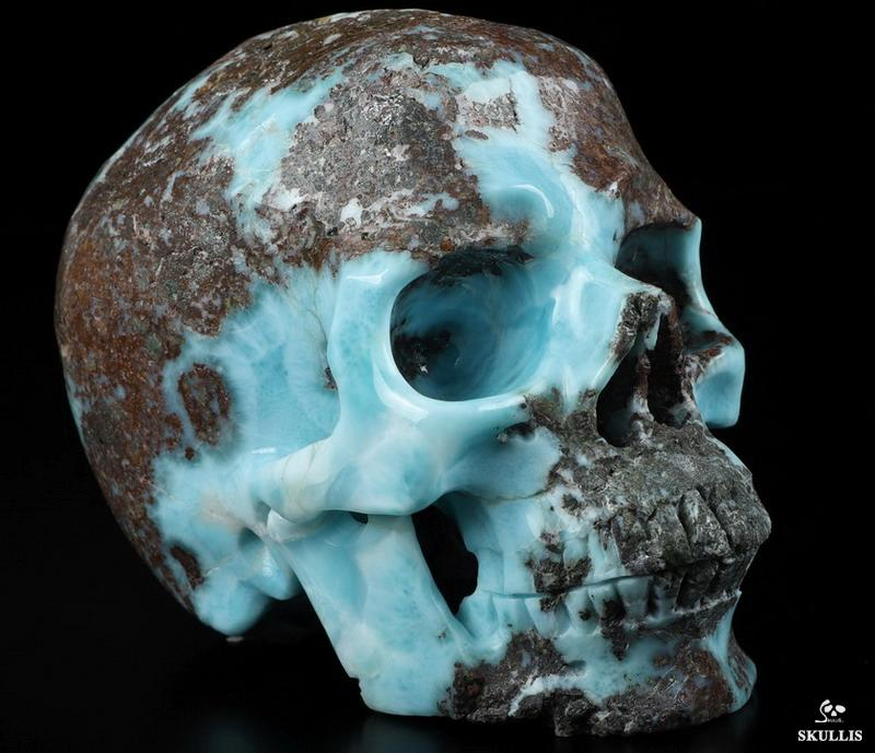 Found new crystal skull MAX, the